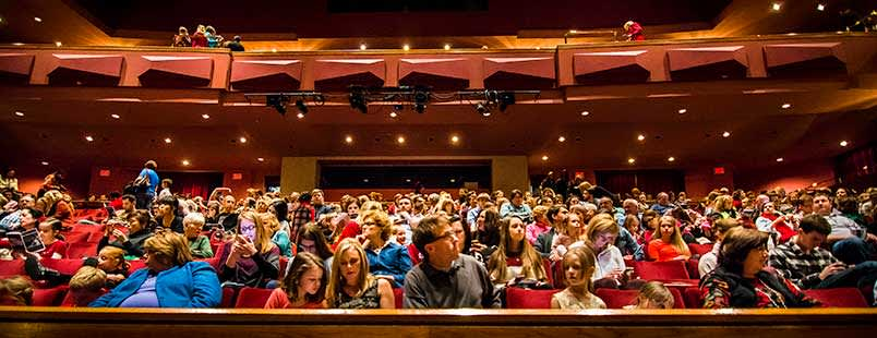 New Shows in Overland Park at the Carlsen Center