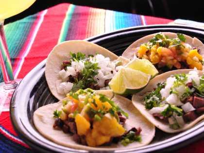La Mex tacos Anchorage dining