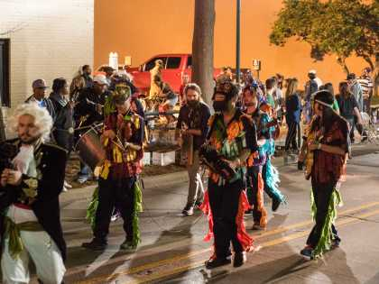 Krewe de Canailles Lost Bayou