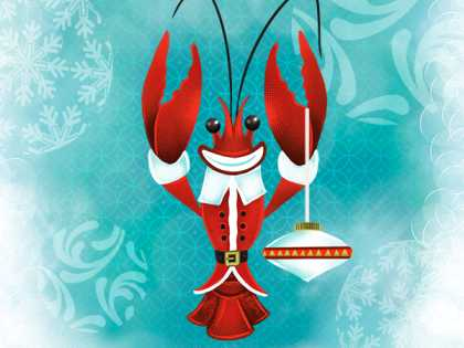 Christmas Crawfish