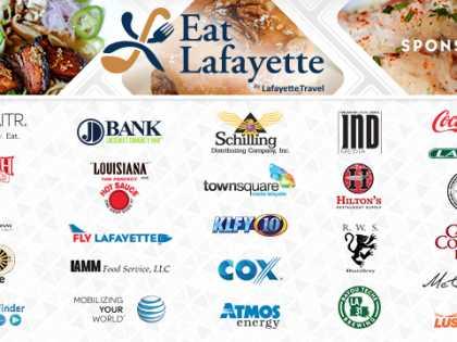 EatLafayette 2017 Sponsors