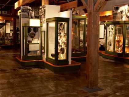 Jean Lafitte Acadian Cultural Center