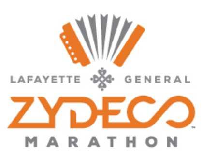 Zydeco Marathon Logo