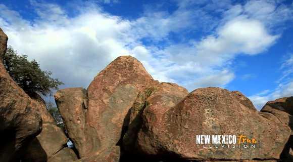 NM True TV City of Rocks State Park