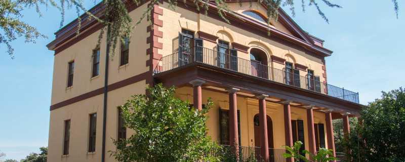 Hampton-Preston Mansion