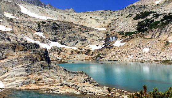 Twenty lakes Basin out of Saddlebag Lake