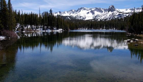 Mammoth Lakes Basin
