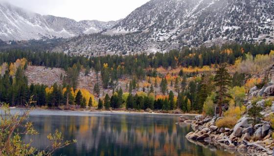 rock creek skiing hiking fishing and camping