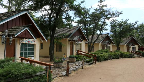 Sierra Retreat lodging