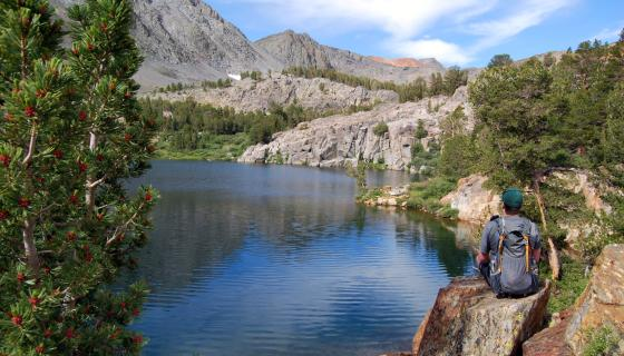 Virginia Lakes Hiking