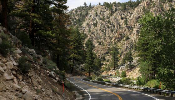 Walker Canyon