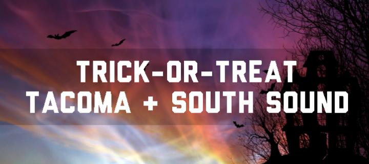 Where to trick or treat in tacoma and the south puget sound.