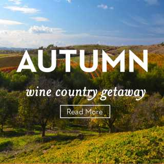 Autumn Wine Country Getaway
