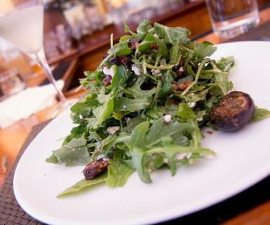 the girl & the fig salad