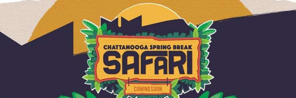 Spring Break Safari logo