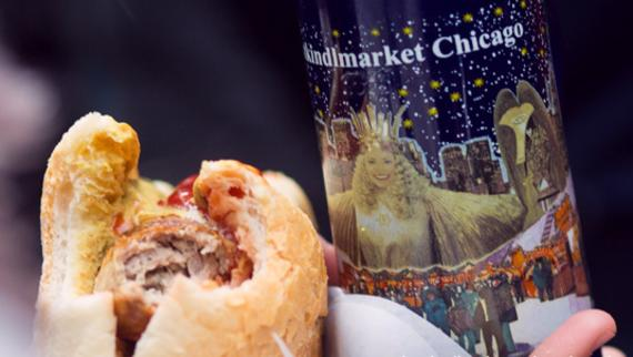 What to Eat and Drink at Christkindlmarket