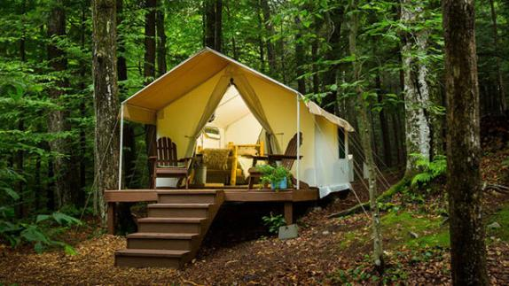 New York State Parks Camping Guide