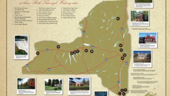 Explore NY, Lincoln and the Civil War