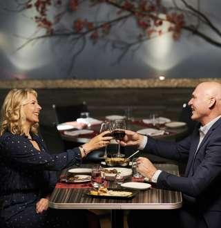Date Night at Hoof & Vine in Sandy