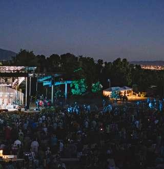 Concert at Red Butte Garden