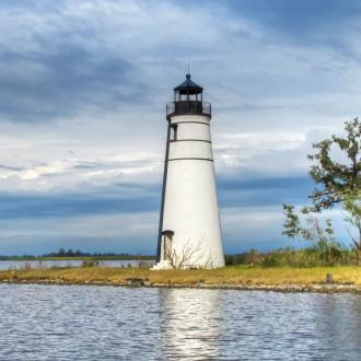 1837 Madisonville lighthouse