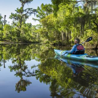 Kayaking Canoe & Trail