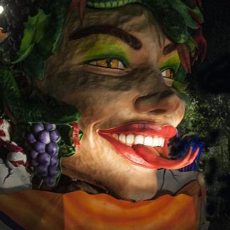 Mardi Gras Krewe of Eve in Mandeville Night