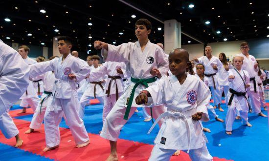 2015 AAU Karate