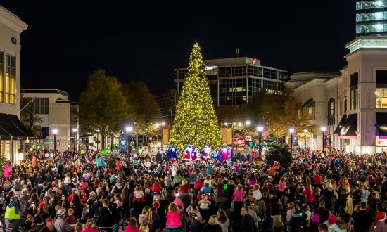 holiday traditions in raleigh nc - Southern Womens Christmas Show
