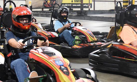 DTN - HI - Rush Hour Karting