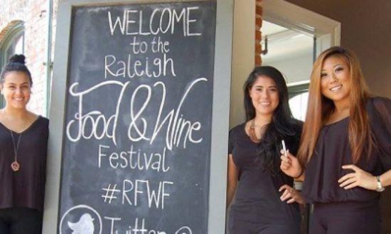 Raleigh-Food-Wine-Festival