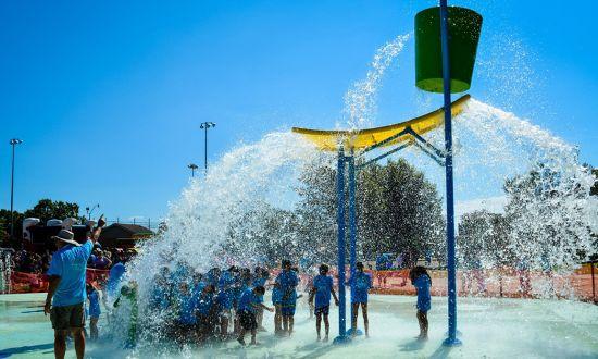 Fuquay-Varina Splash Pad