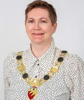 Ordfører i Sør-Varanger kommune, Lena Norum Bergeng