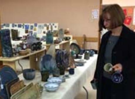 Greater Lansing Potters Guild Fall Sale - Image