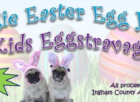 Doggie Easter Egg