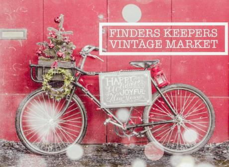 Finders Keepers Vintage Market Ingham County Fairgrounds