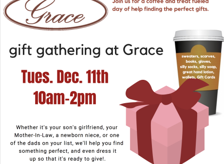 Gift Gathering Grace Boutique