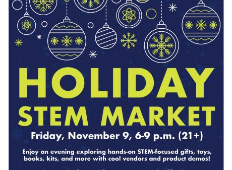 Holiday STEM Market  Impression 5