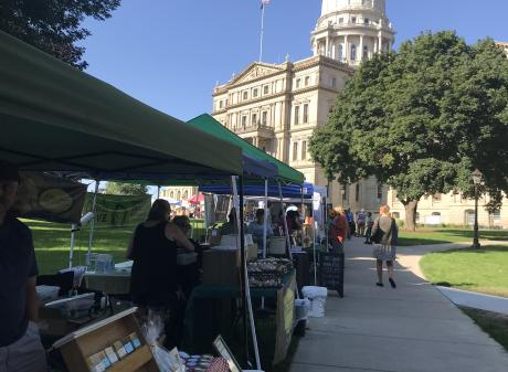 Farmers Market at Capitol
