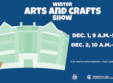 MSU Winter Arts & Crafts Show