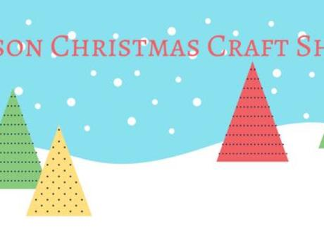 Mason Christmas Craft Show