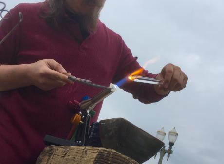 Glass Blowing Michigrain
