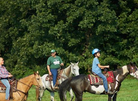Sundance Riding Stable Trail