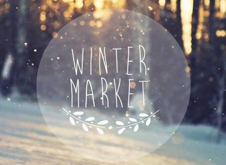 Winter Farmers' Market Meridian Mall