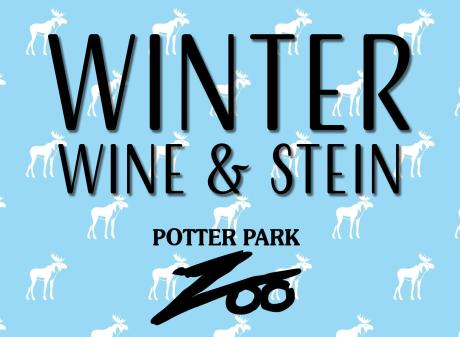 Winter Wine & Stein Potter Park Zoo