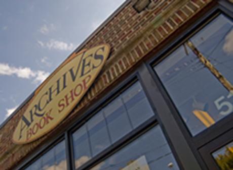 Archives Book Shop