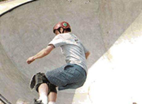 Mason Skatepark at Bond Park