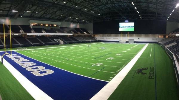 Omni - Ford Center Inside