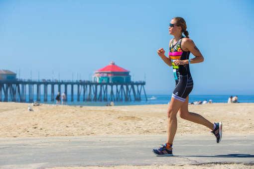 Surf City Escape Triathlon in Huntington Beach