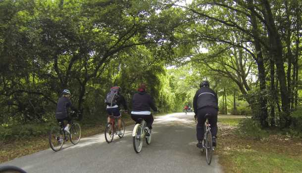 River to Sea Bikeway Fall Riders